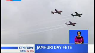 Jamhuri Day Fete: 55th Jamhuri day celebration