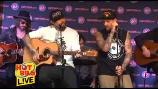 The Madden Brothers - Dear Jane (Live Performance)