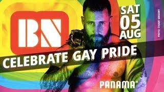 BN Gay Pride Afterparty August 2017
