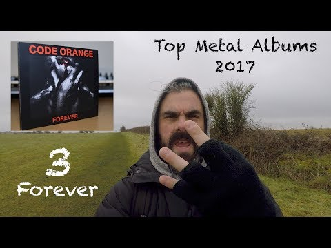 Code Orange – Forever  Album Review (No 3, Top Metal Albums of 2017)