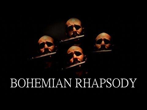 Bohemian Rhapsody - Woodwinds Only