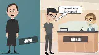 Insolvency vs. Default vs. Bankruptcy: Three Terms Defined, Explained and Compared in One Minute