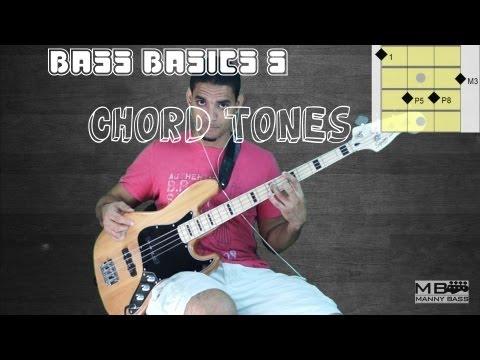 Bass Basics 3: Chords
