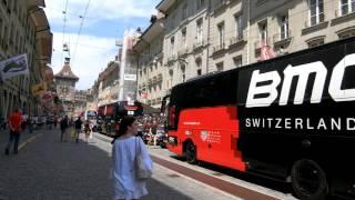 スイス発 出発前の旧市街の様子~2017ツール・ド・スイス 4日目 in ベルン ①【スイス情報.com】