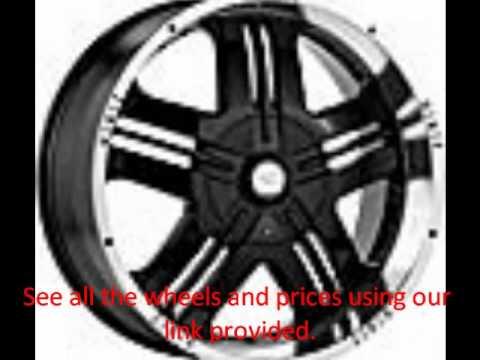 Infiniti QX56 Wheels (2004-2010)