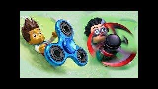 Крепыш и пица Щенячий патруль видео для детей с игрушками #5 Новая серия мультика