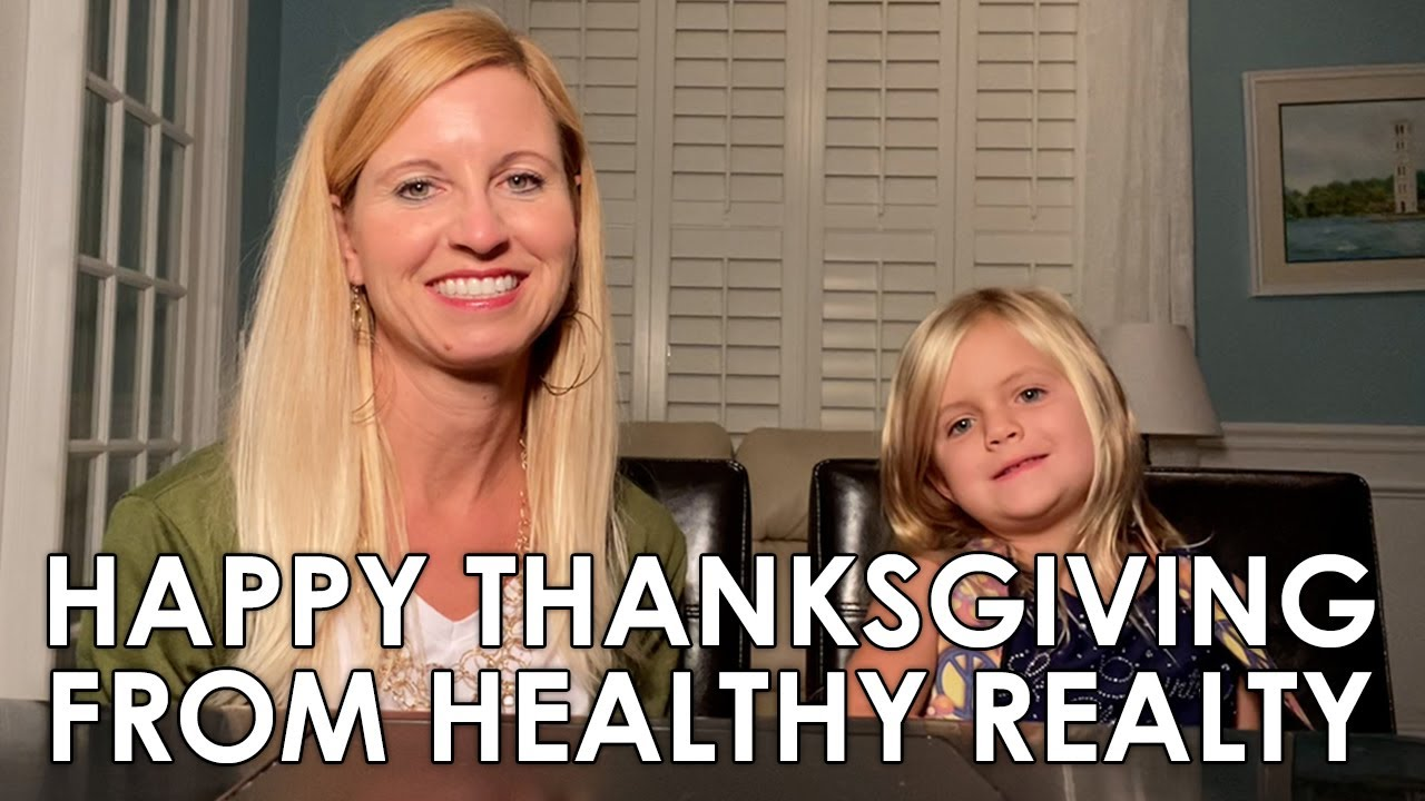 Healthy Realty Wishes You a Happy Thanksgiving