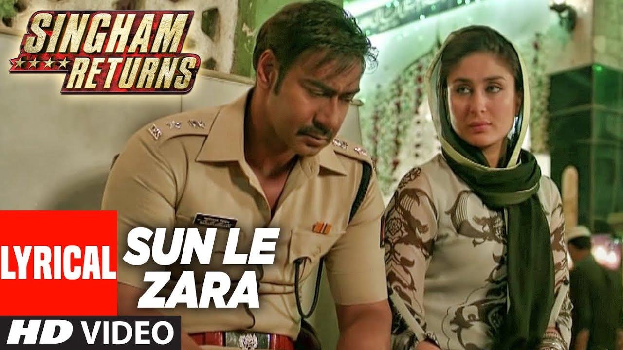 Sun Le Zara Full Lyrics latest hindi song 2021| ARIJIT SINGH Lyrics