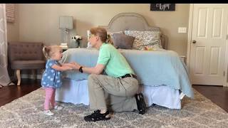 #96 How to Help Your Child Walk: Exercises for a Baby with Low Tone