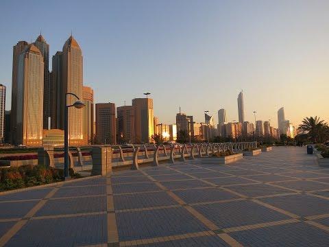 Абу-Даби где находится
