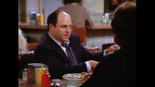 Seinfeld - She gave me the finger