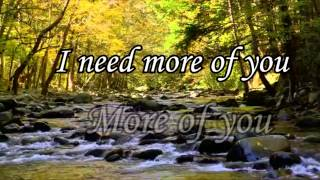 More Of You ~ Colton Dixon