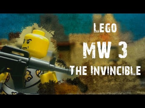 Lego Modern Warfare 3 - The Invincible