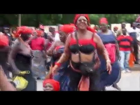 In Togo: Women go topless to demand resignation of President