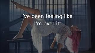 """🎵 Ashley Tisdale """"Love Me & Let Me Go"""" 🎵 [LYRIC VIDEO]"""