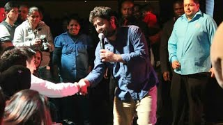 Arijit Singh Live ❤ Meet his fans while Performance 2018