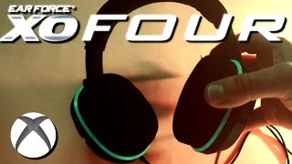 Turtle Beach Ear Force XO Four -  XBOX One High Performance Gaming Headset // Unboxing & Review