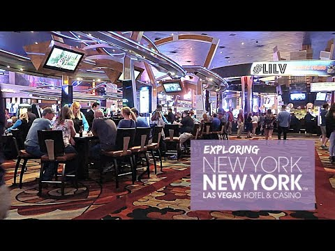 New York New York Hotel & Casino 2018