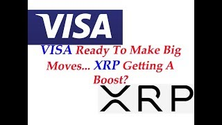 XRP King of Coins: VISA To Be Alternative To SWIFT Will XRP Benefit?