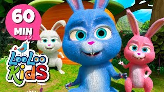 Sleeping Bunnies - Learn English with Songs for Children | LooLoo Kids