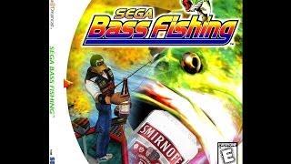 Sega Bass Fishing Voice Acting