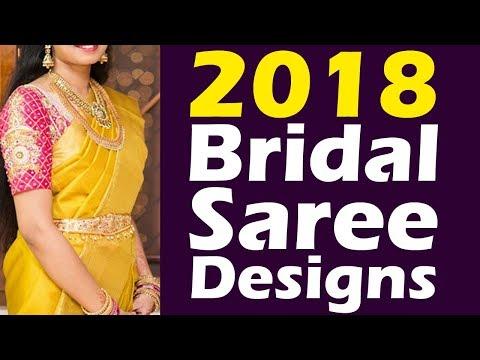 Gorgeous Saree Collection 2019 | Exclusive Wedding Saree Collection