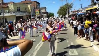 Acas Bm no Desfile Cívico do São Cristovao II
