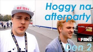 Hoggy na afterparty - 4FANS Den 2