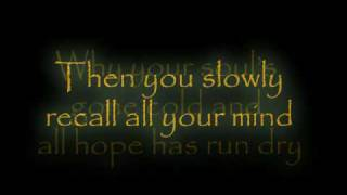 Disturbed - Decadence lyrics