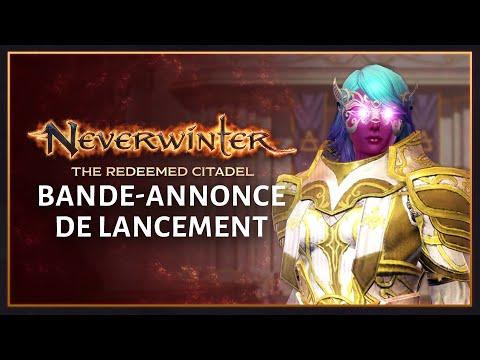 Trailer de lancement pur la quatrième phase de la citadelle  de Neverwinter