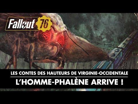 Contes des hauteurs de Virginie-Occidentale : L'homme-phalène arrive ! de Fallout 76