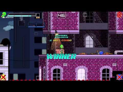 Super Rocket Shootout Greenlight Trailer thumbnail