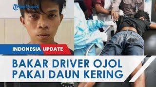 Wajah Pembegal dan Pembakar Driver Ojol di Brebes, Bakar Korban karena Ingin Kuasai Motornya