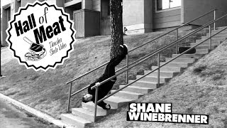 Hall Of Meat: Shane Winebrenner