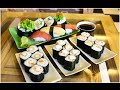 Cách Làm Sushi Tại Nhà đơn Giản