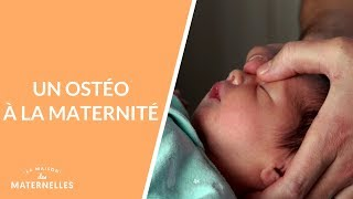 En quoi l'ostéopathie peut aider les bébés et les prématurés ?