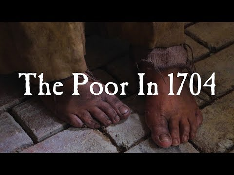 Lives of The Downtrodden in Early America