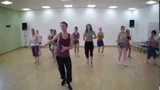 Зумба - обалденная фитнес программа для похудения!
