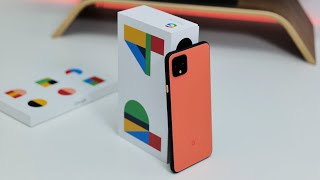 Google Pixel 4 XL - Unboxing, Comparison, Setup and First Look