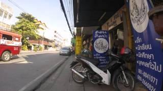 2016-01-12 A walk in Chiang Mai