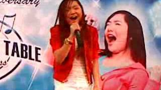 Charice Pempengco Sings I'll Be There