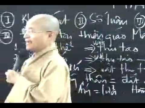 Thành Duy Thức Luận (2008) - Phần 7: Phá chấp pháp của ngoại đạo
