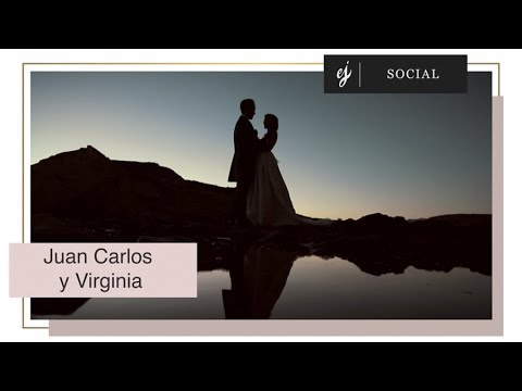 Boda Juan Carlos y Virginia