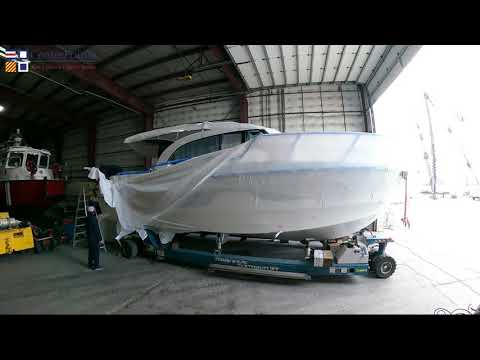 Beneteau Antares 11 OB video