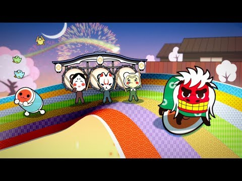Taiko no Tatsujin: Drum Session! & Drum 'n' Fun! - Announcement Trailer | PS4, Switch thumbnail