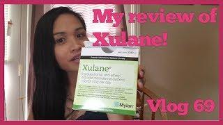 MY XULANE BIRTH CONTROL EXPERIENCE