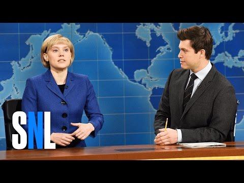 Saturday Night Live, Bryan Cranston Walter White Cameo