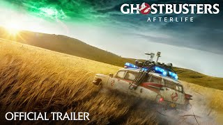 VIDEO: GHOSTBUSTERS: AFTERLIFE – Off. Trailer