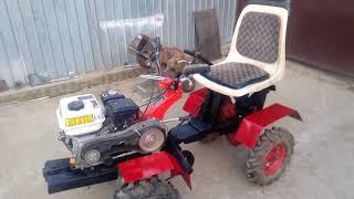 MOTOCULTOR 4X4 HOME MADE