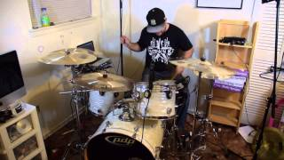 Krispiz-Avenged Sevenfold-Girl I Know (Drum Cover)